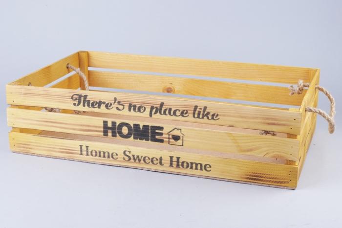 Ящик интерьерный деревянный купить ткань на шанель